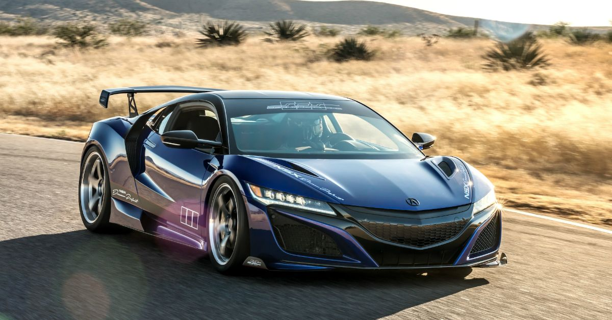 15 Reasons We Can T Wait To Drive The 2020 Acura Nsx Hotcars