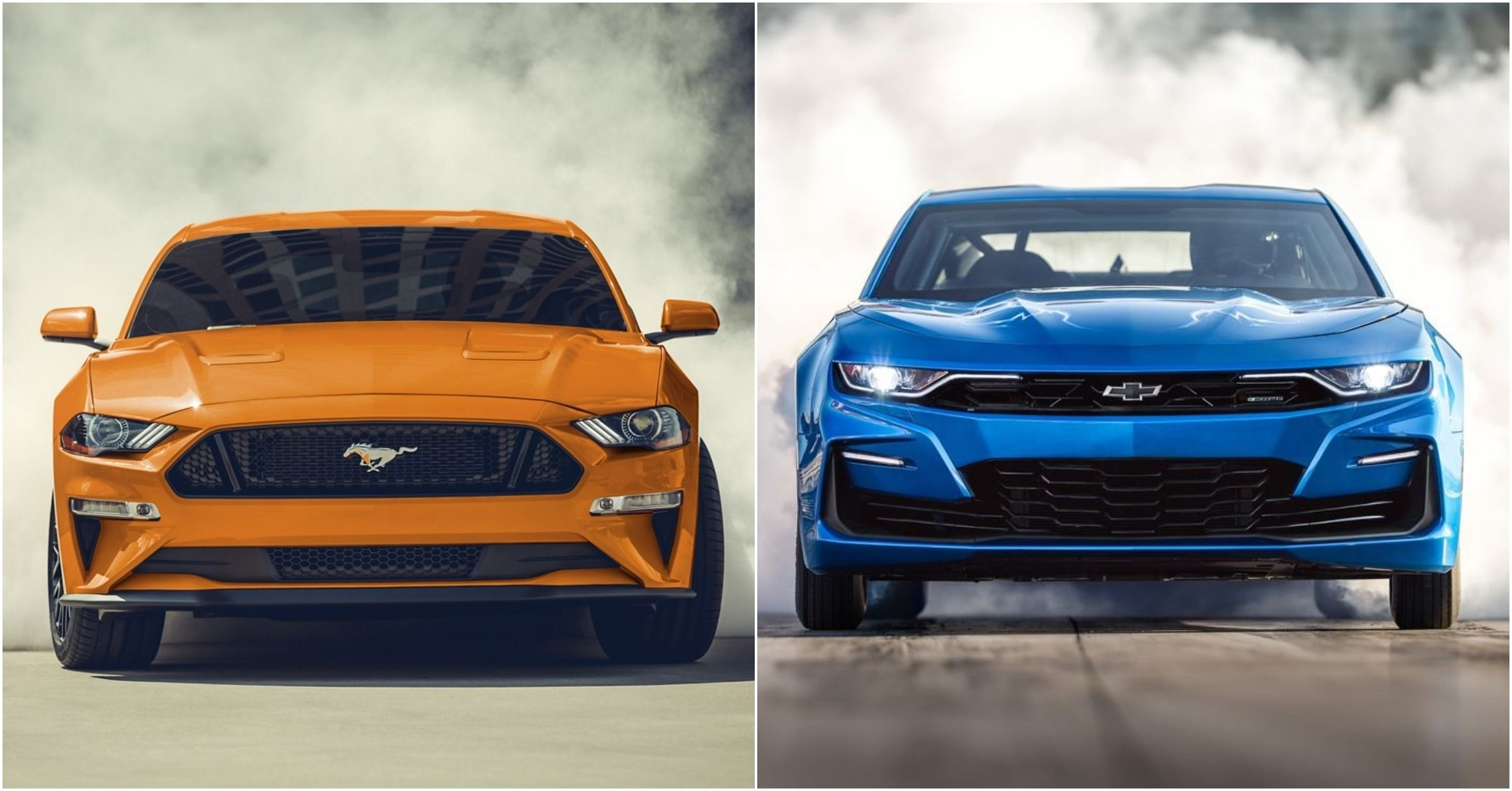 Ford Mustang Vs Chevy Camaro Which Car Is Right For You