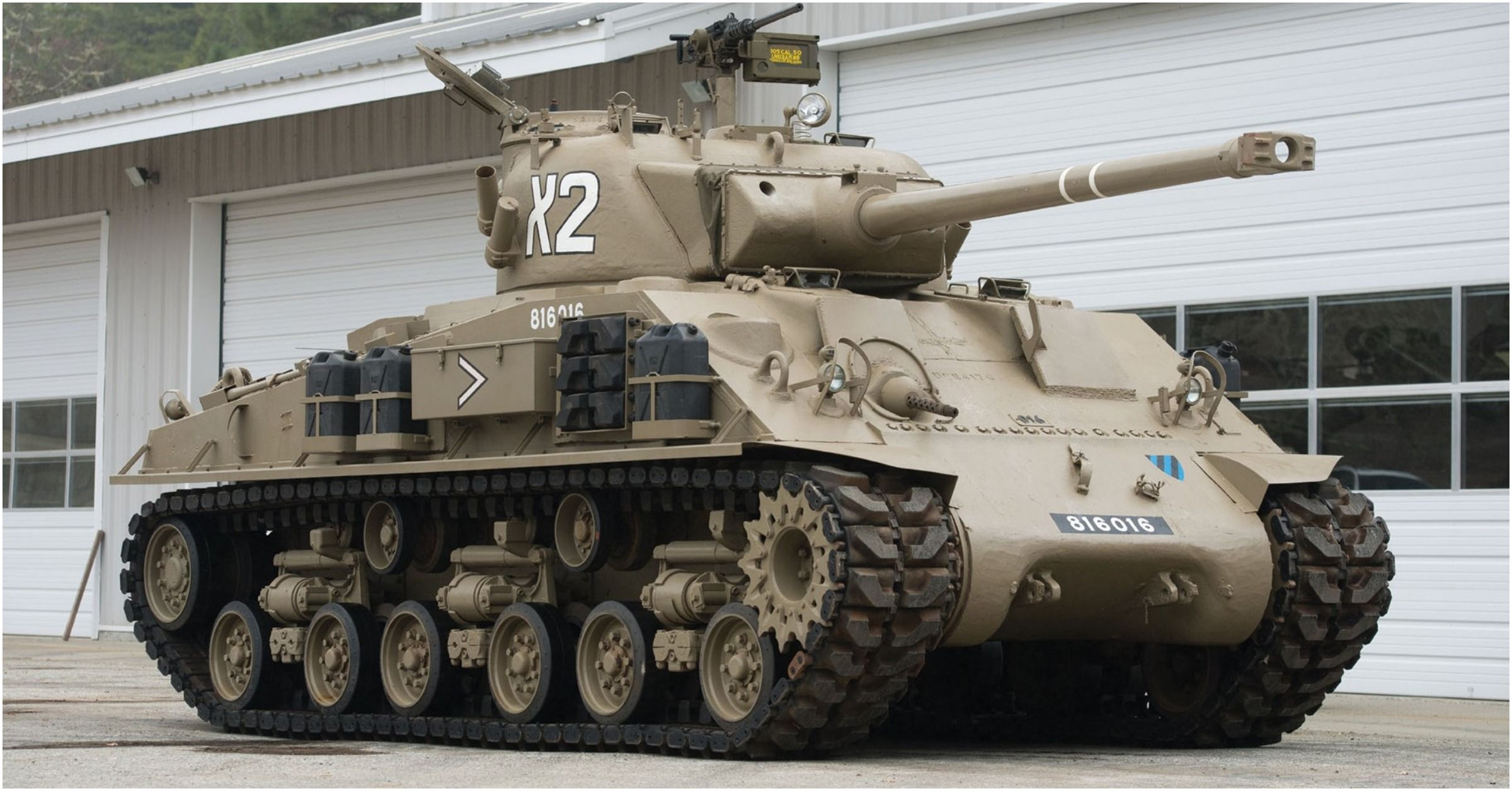 15 Sick Military Tanks Even Civilians Can Purchase