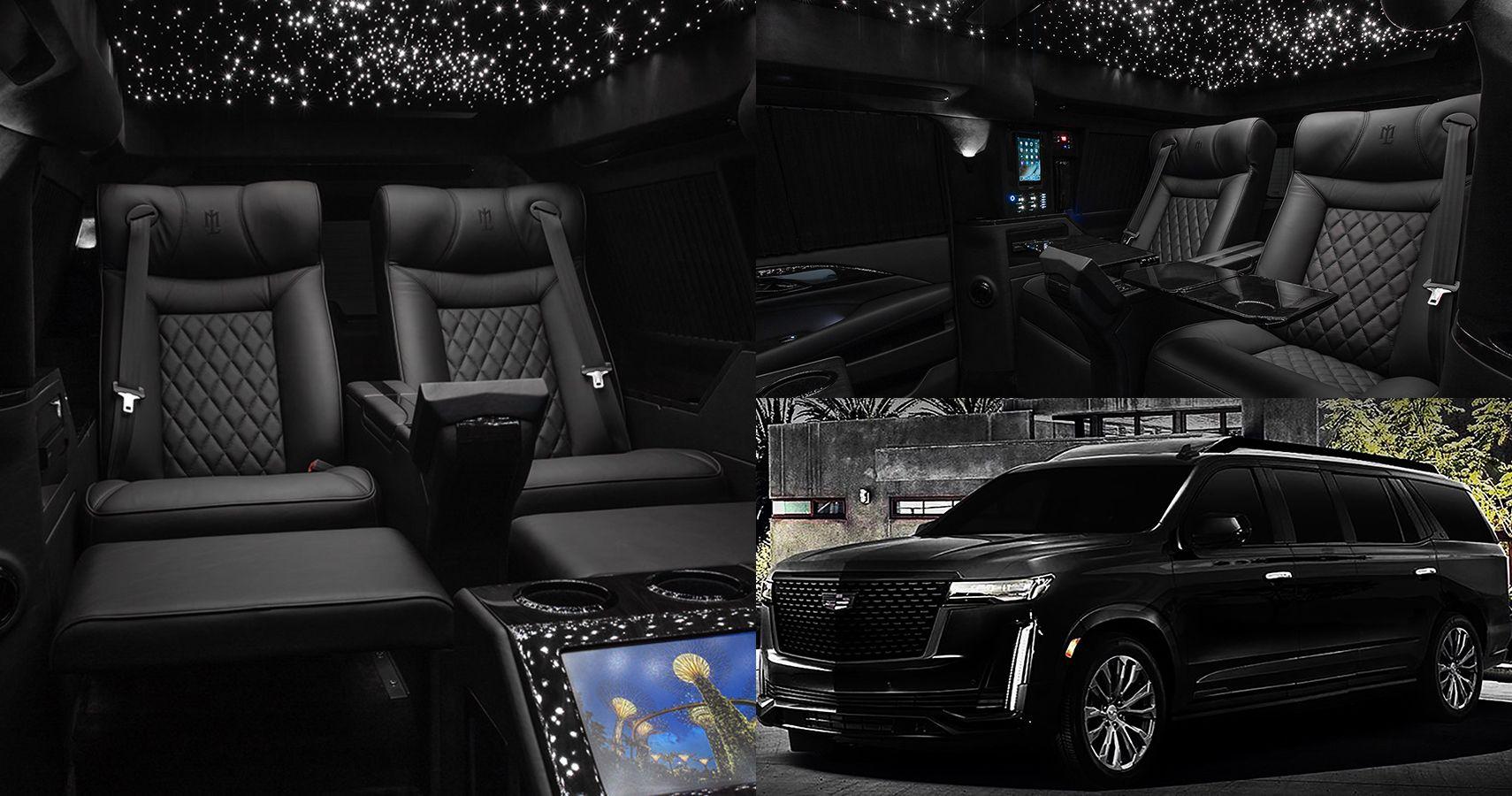 Lexani Redefines Luxury With Custom 2021 Cadillac Escalade