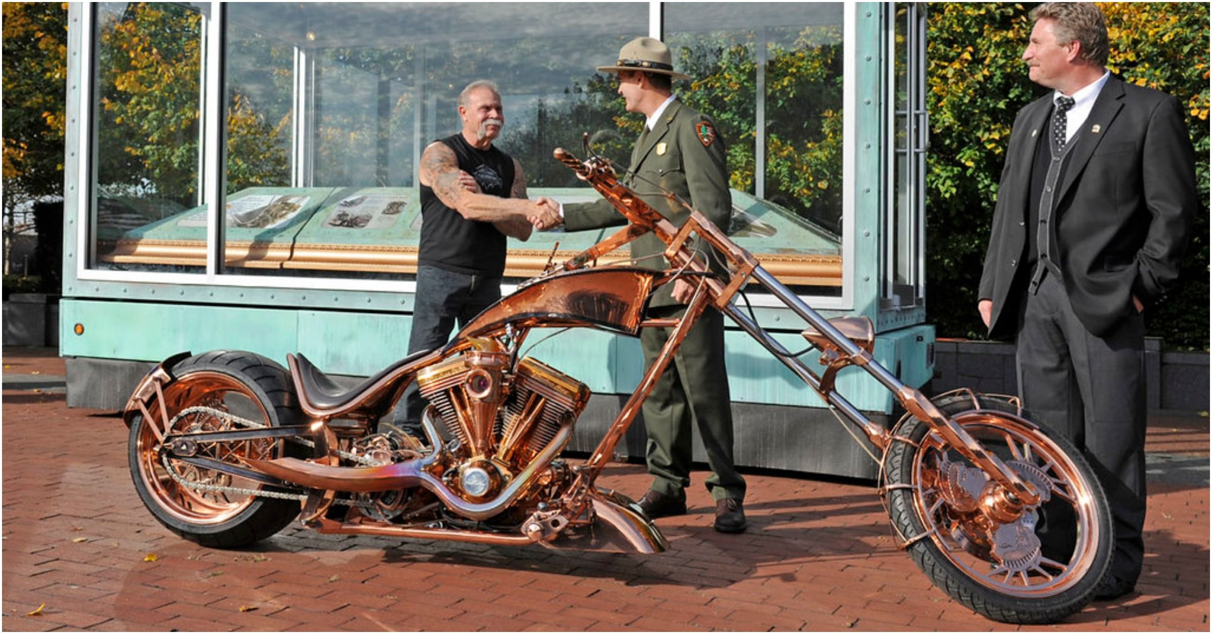 14 Most Insane Bikes Featured On American Chopper (1 That's Hideous)