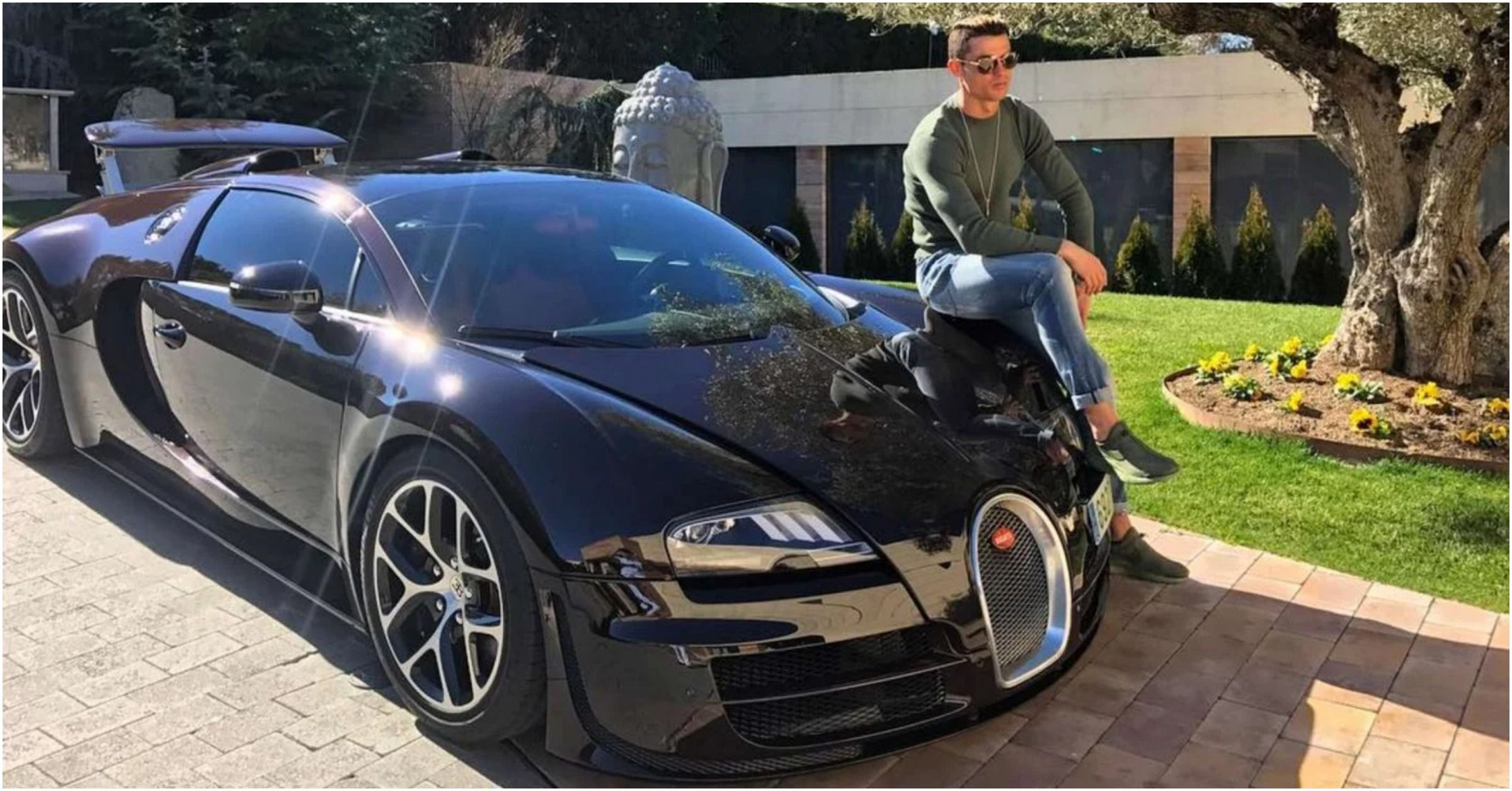 15 Most Insane Cars In Cristiano Ronaldo's Car Collection