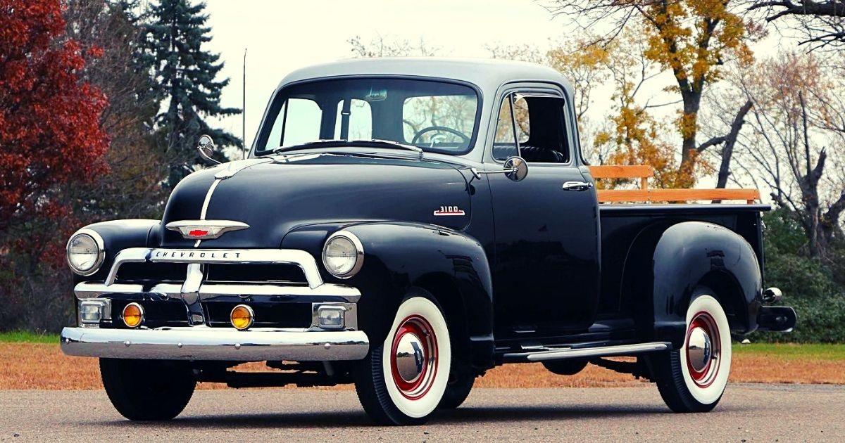 We Miss The 1954 Chevrolet 3100 Here S Why Hotcars
