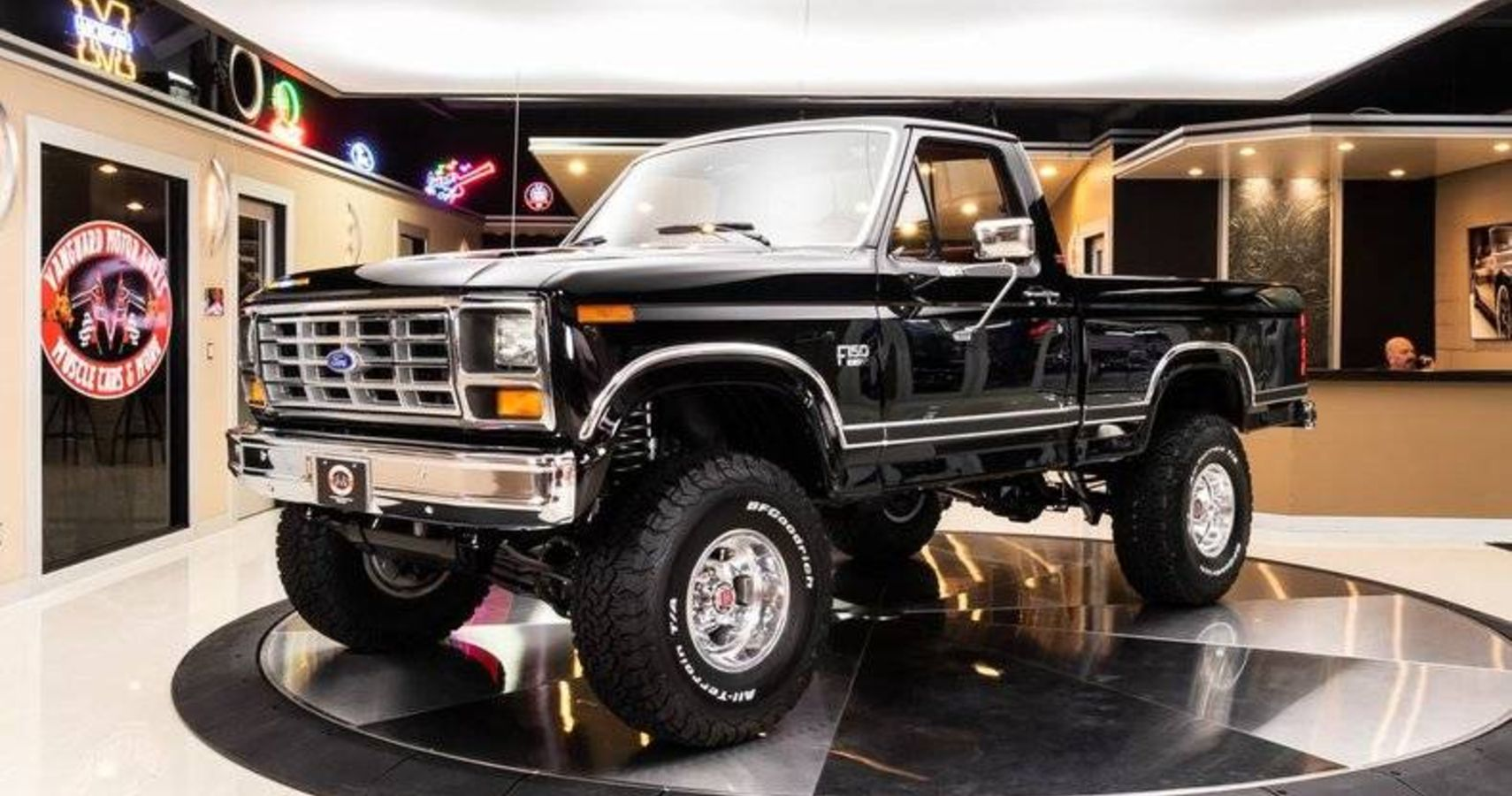 Super Low Mileage 1986 Ford F150 Xlt 4x4 Is Lifted Ready For Action