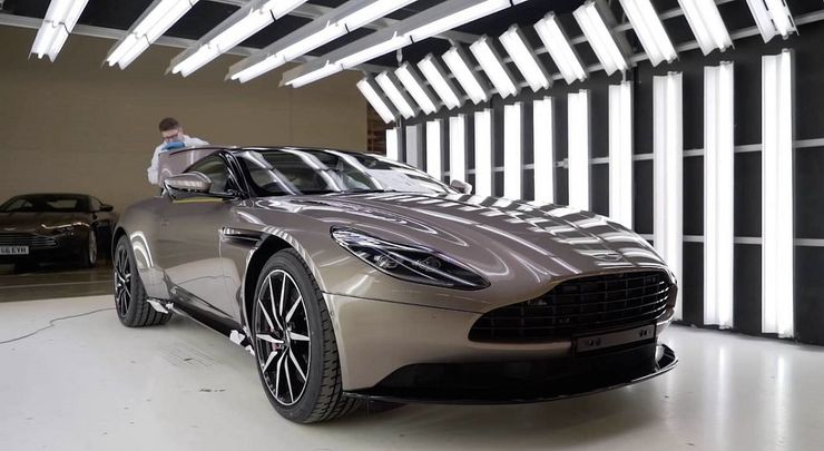 Here Are The Rules Every Aston Martin Employee Must Follow