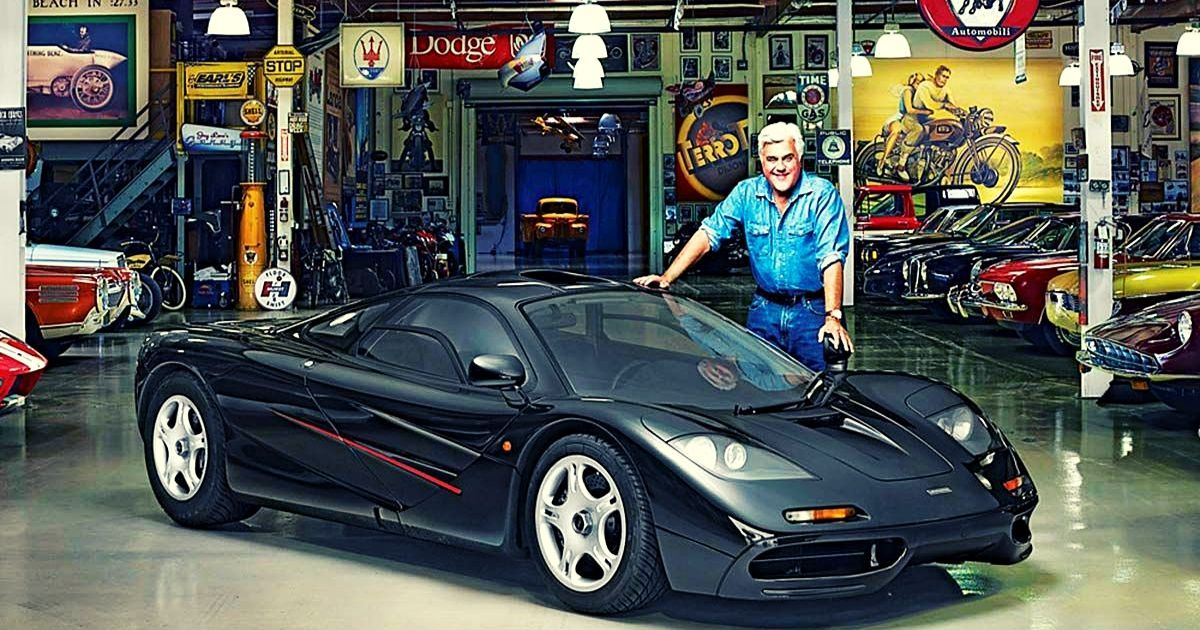 The One Special Car Hiding In Jay Leno's Garage