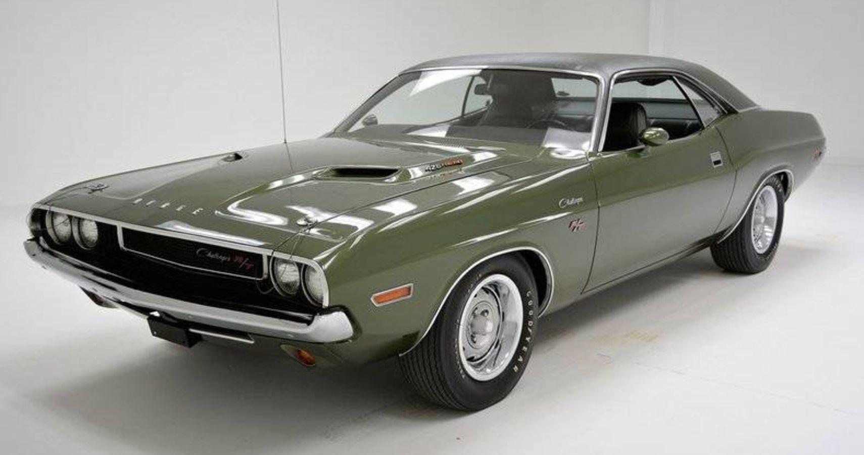 Hemmings Find Hemi Powered 1970 Dodge Challenger R T Hotcars
