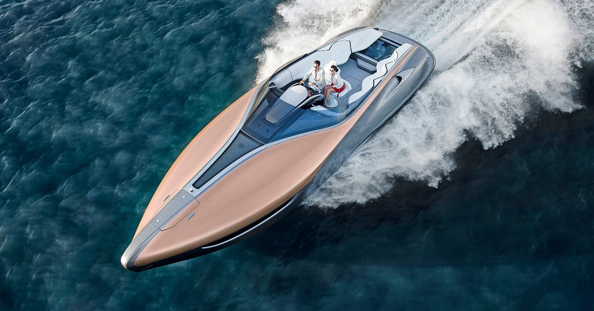 Did You Know Aston Martin Makes Homes And Boats Too?