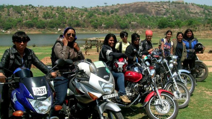 Bikerni – Women-Only biker Club In India