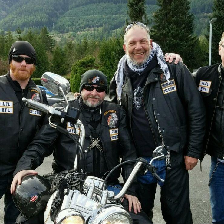 Iron Legacy biker gang