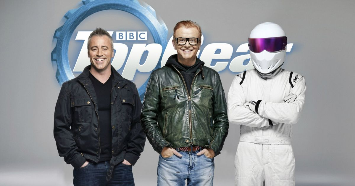 Why Nobody Liked Chris Evans On Top Gear
