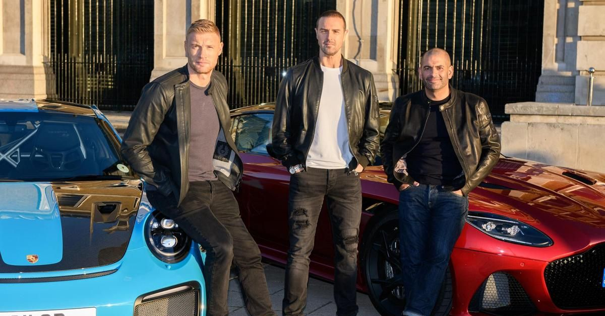 The One Thing Top Gear Does Better Than The Grand Tour
