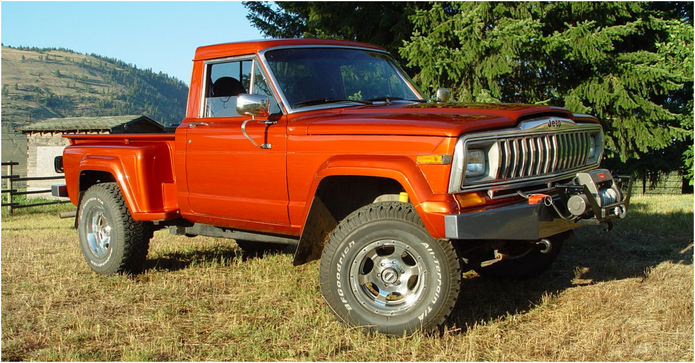 15 Toughest American Pickup Trucks Of The 80s And 90s