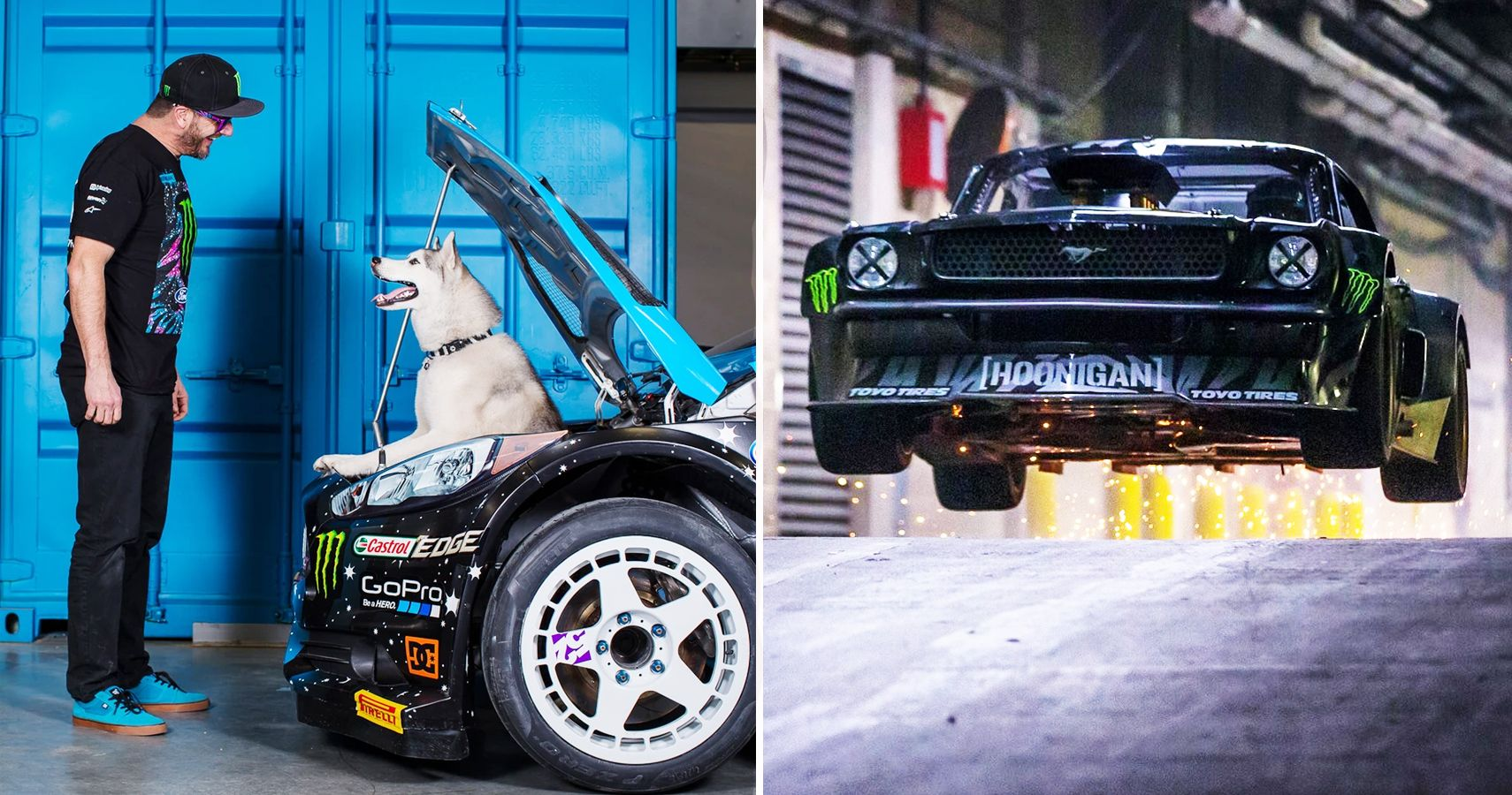 Here Are Ken Block's Most Insane Cars And Trucks