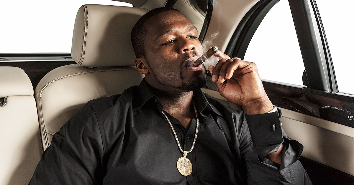50 Cent's Favorite Car Is Not What You Think