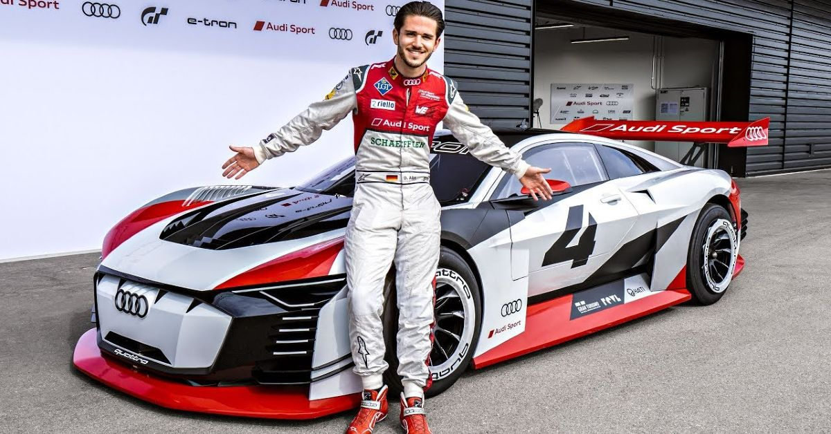 Here's How An Audi From Gran Turismo Became A Real Thing