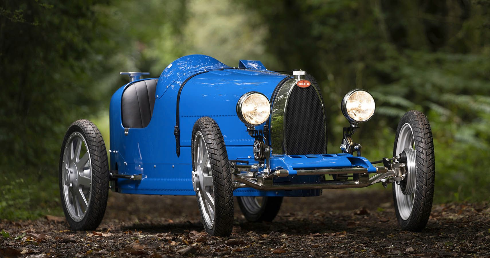 Bugatti Building Limited Edition Run Of Baby II Boattails