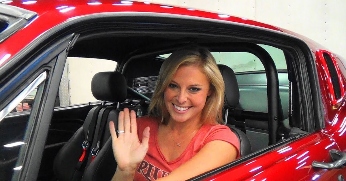 All Girls Garage: How Cristy Lee Became A Prominent Car Personality