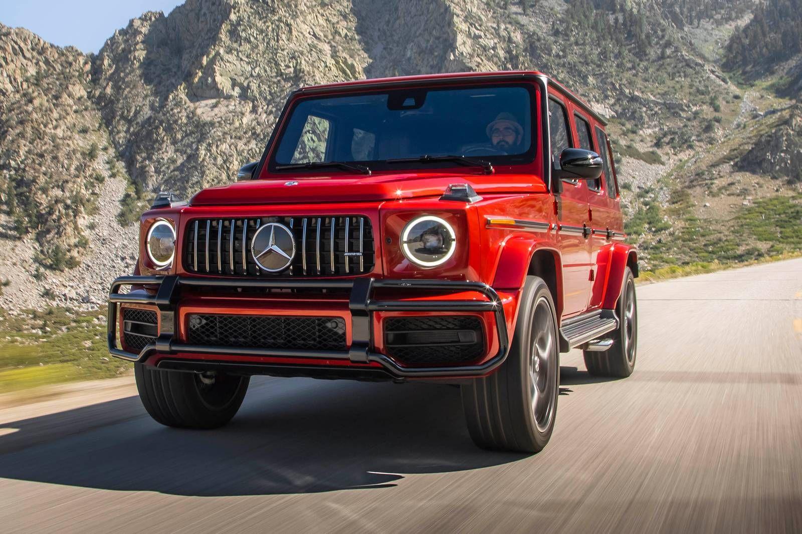 10 Best Luxury SUVs On The Market