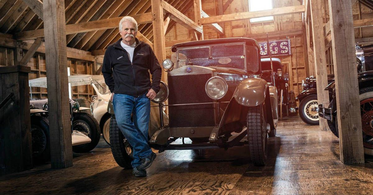 10 Facts No One Knows About Chasing Classic Cars And Its Cast