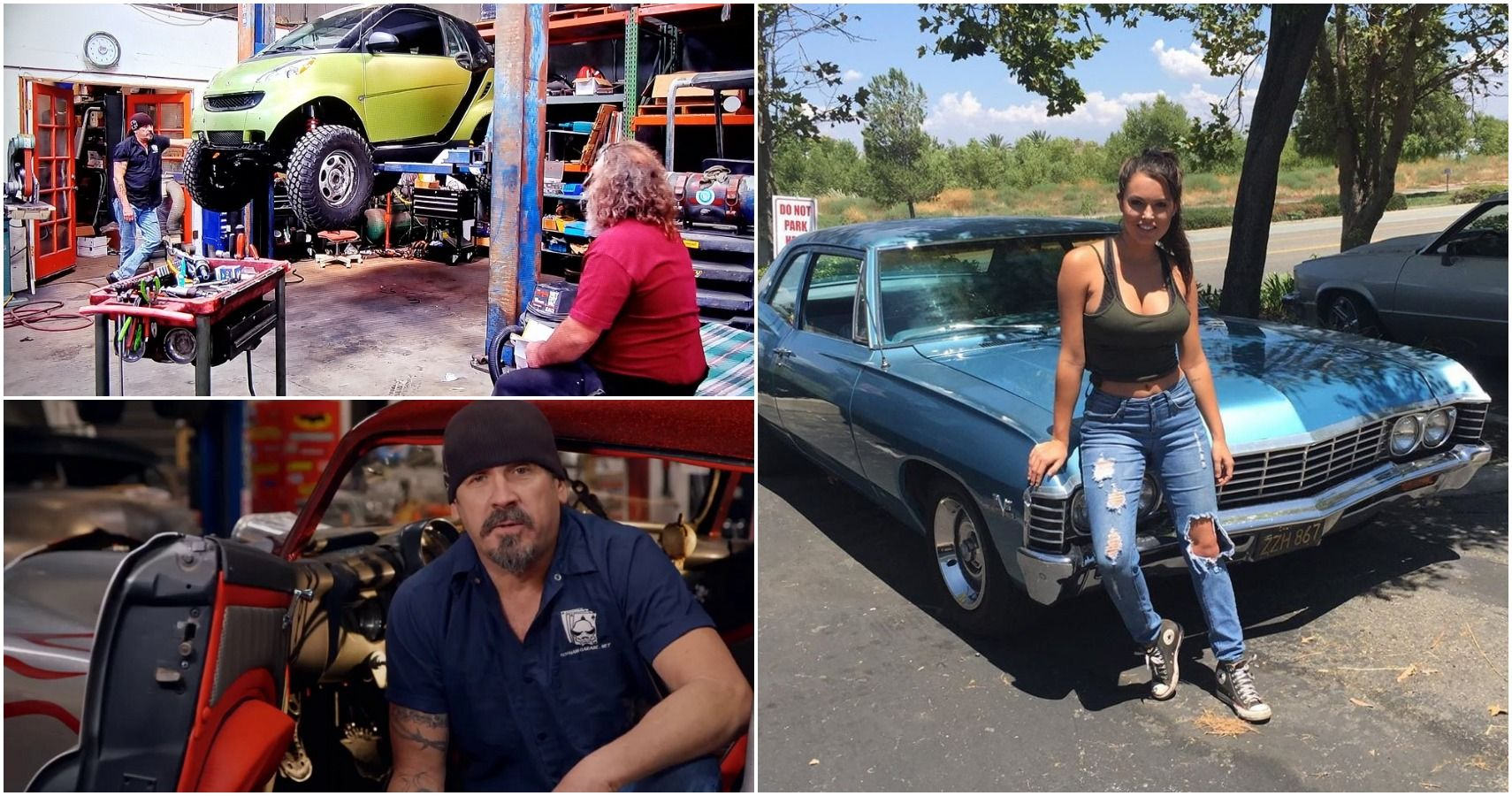 Here's What The Gotham Garage Crew Never Told Their Fans