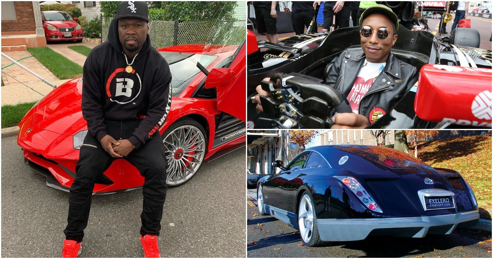 10 Most Expensive Cars Owned By Rappers
