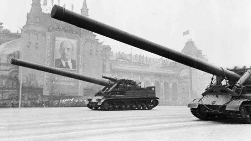 10 Weirdest Top Secret Soviet Military Vehicles That We Know About