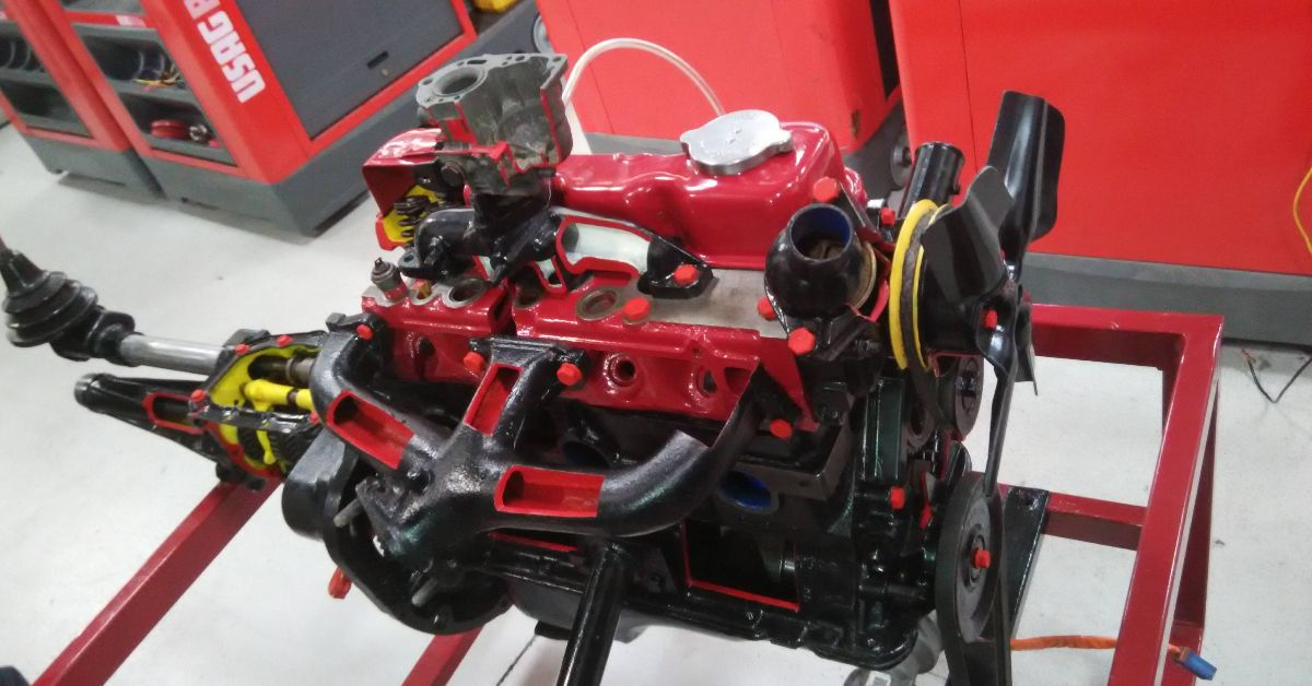 These Muscle Car Engines Couldn't Power A Lawnmower | HotCars