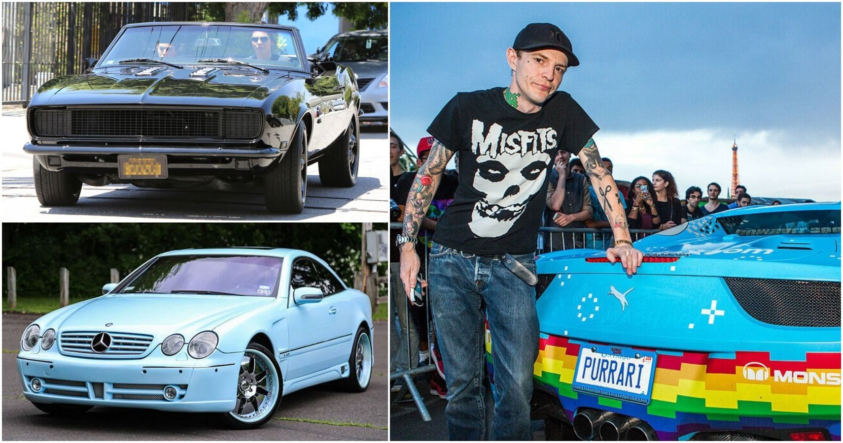 Here's How The Most Popular Celebrities Modify Their Sports Cars