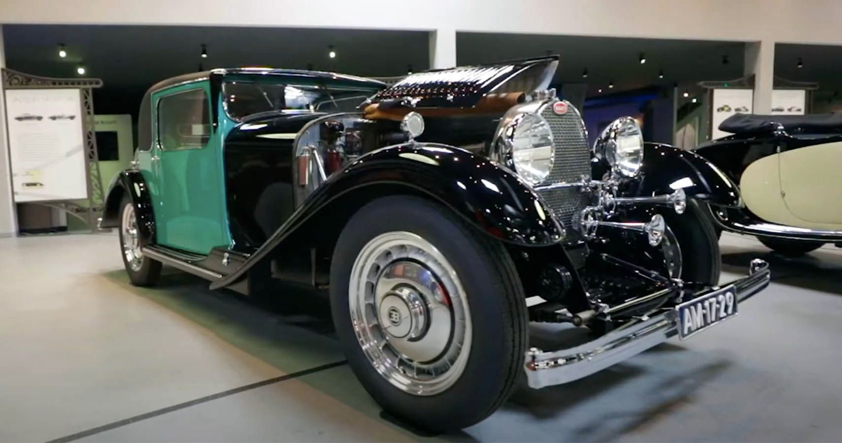 Mullin Museum Offers Inside Look At A 1931 Bugatti Type 50S