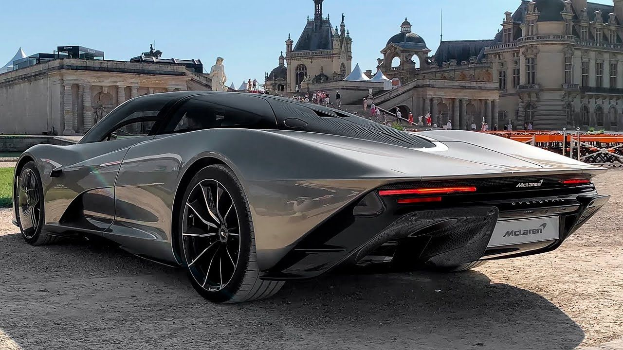 10 Reasons Why The Speedtail Is McLaren's Greatest Creation