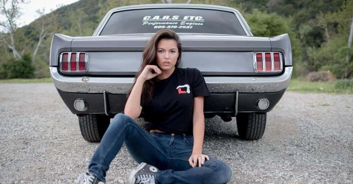 Here's Why Constance Nunes Should Start Her Own Car Show