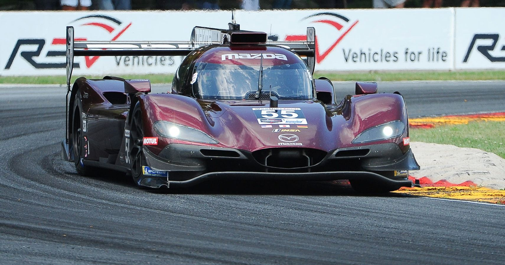Fuel And Timing Confuse IMSA Prototype Challenge At Road America