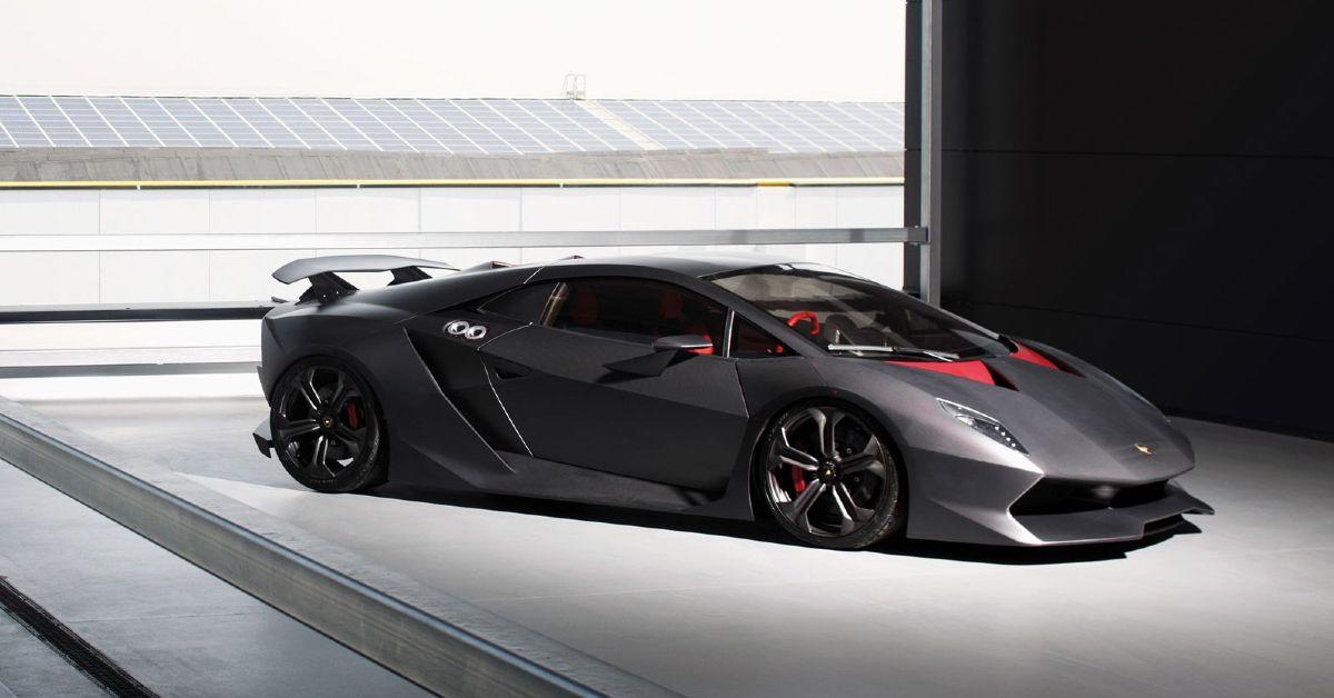 The Truth Behind Lamborghini Sesto Elemento's V10 Engine