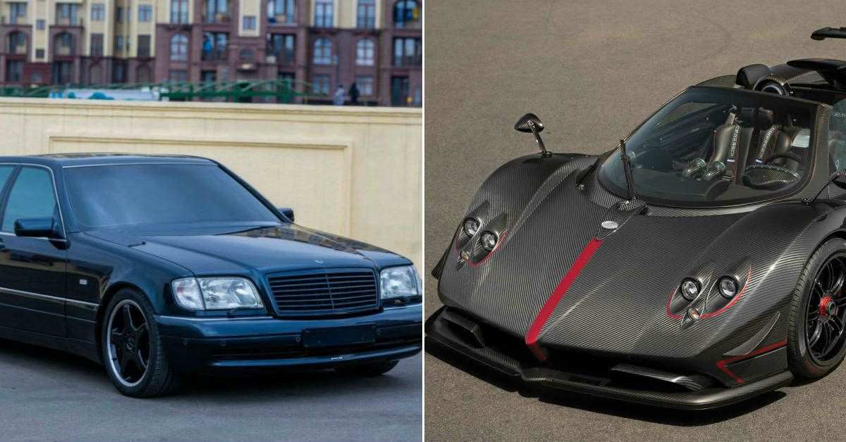 Cars You Didn't Know Shared The Same Engines