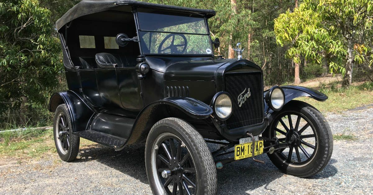 These Are The 10 Most Important Cars In History