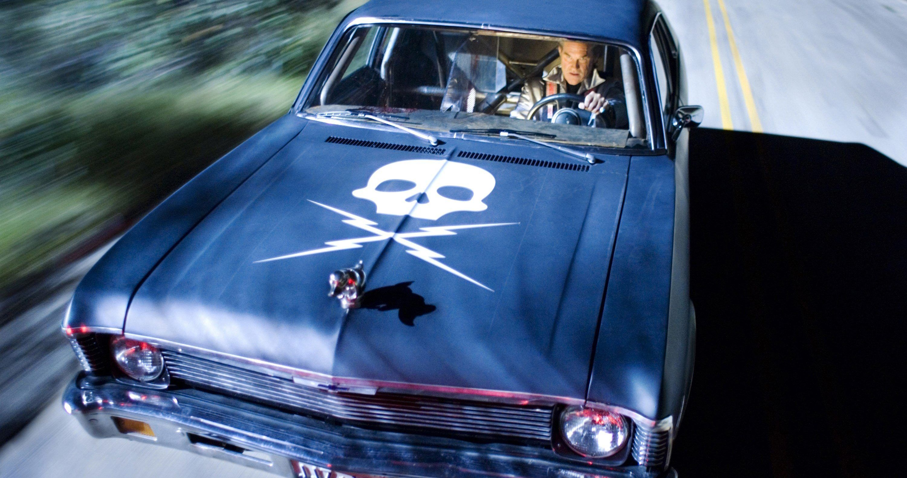 Tarantino's Death Proof: 10 Awesome Facts About The 1970 Chevy Nova