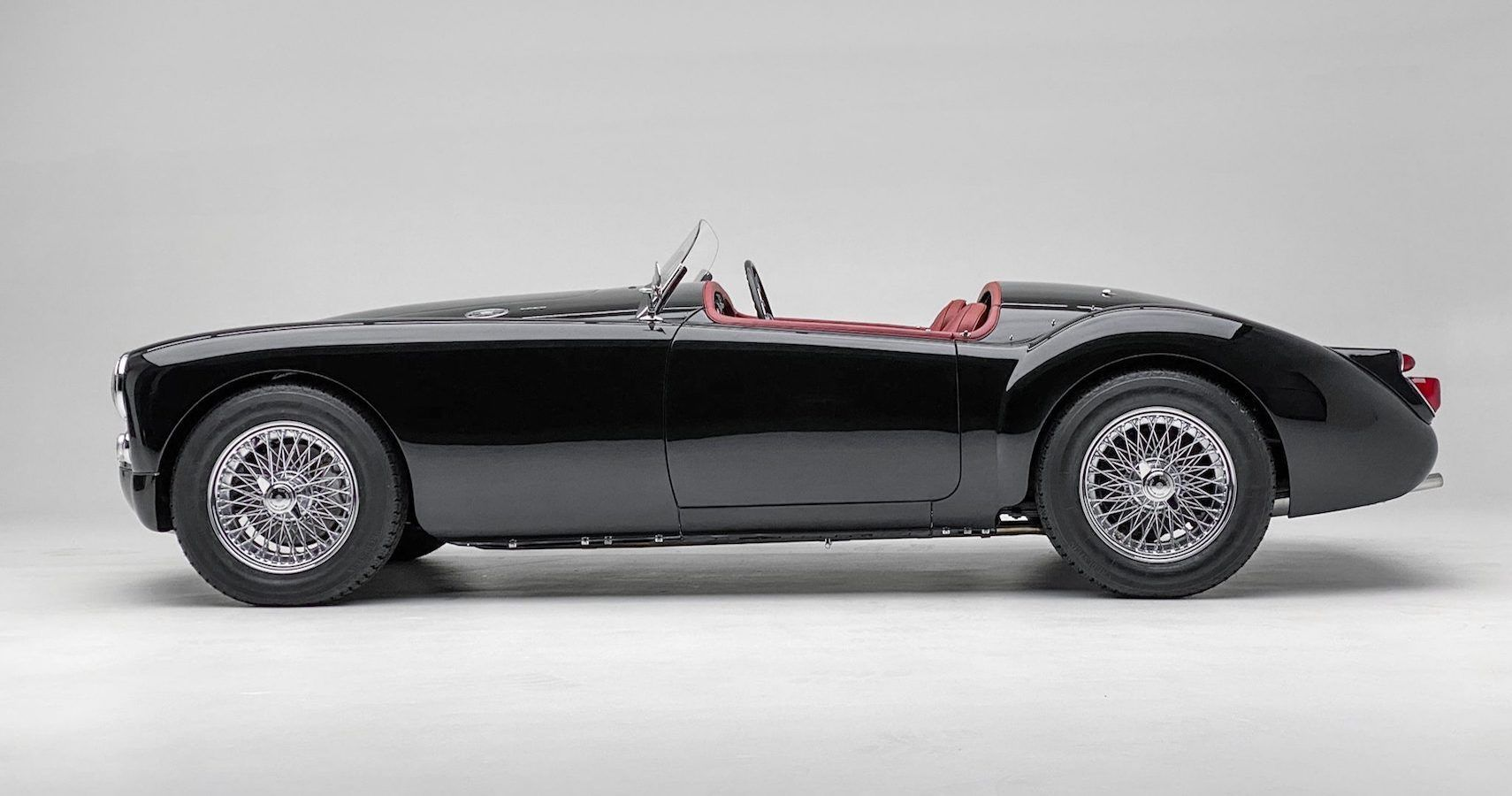 Ultra Pristine MGA Outlaw Goes On The Petersen Museum Auction Block Tomorrow