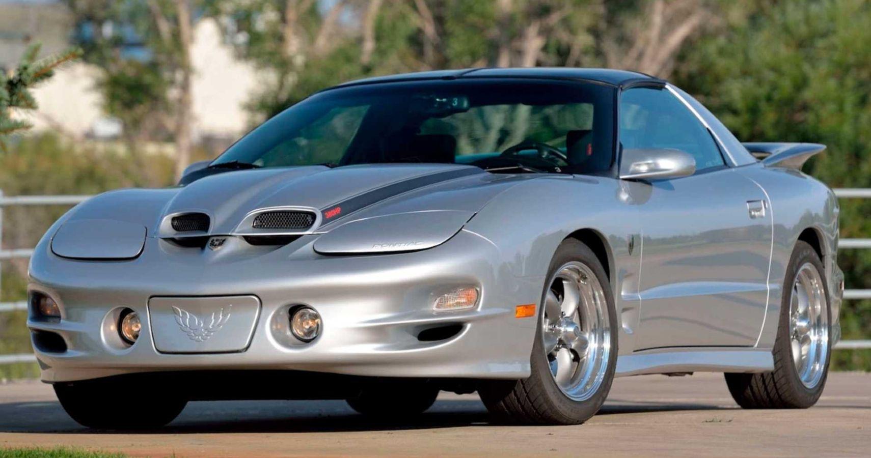 Rare Pontiac Trans Am GMMG Blackbird Year One Edition For Sale On Mecum