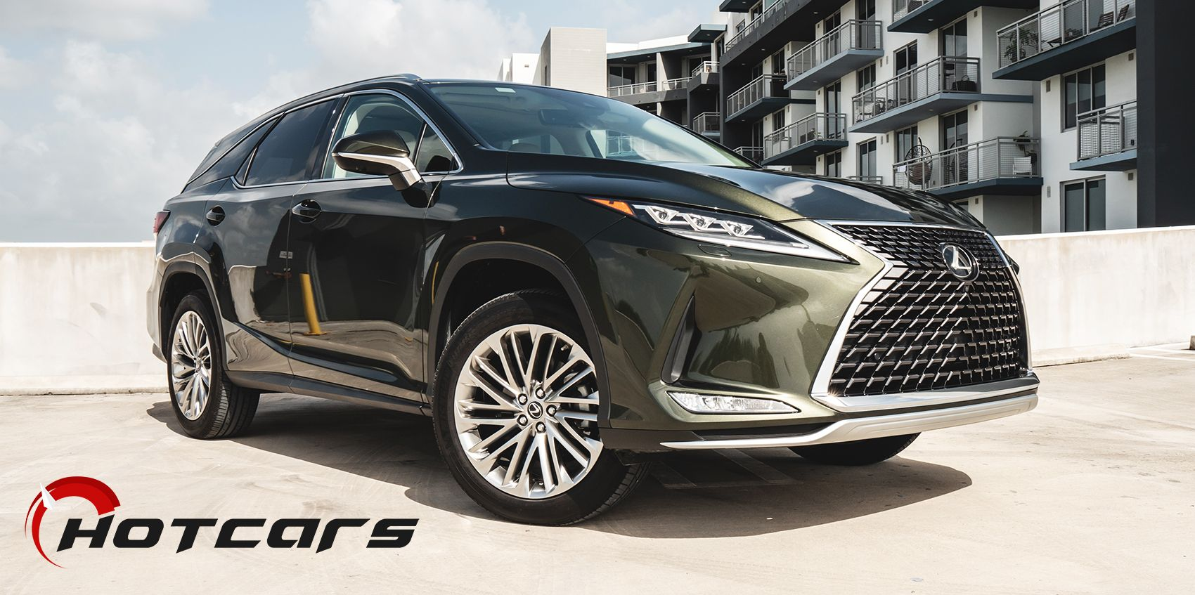 2020 Lexus Rx350l Review One Of The Best Family Suvs You Can Buy