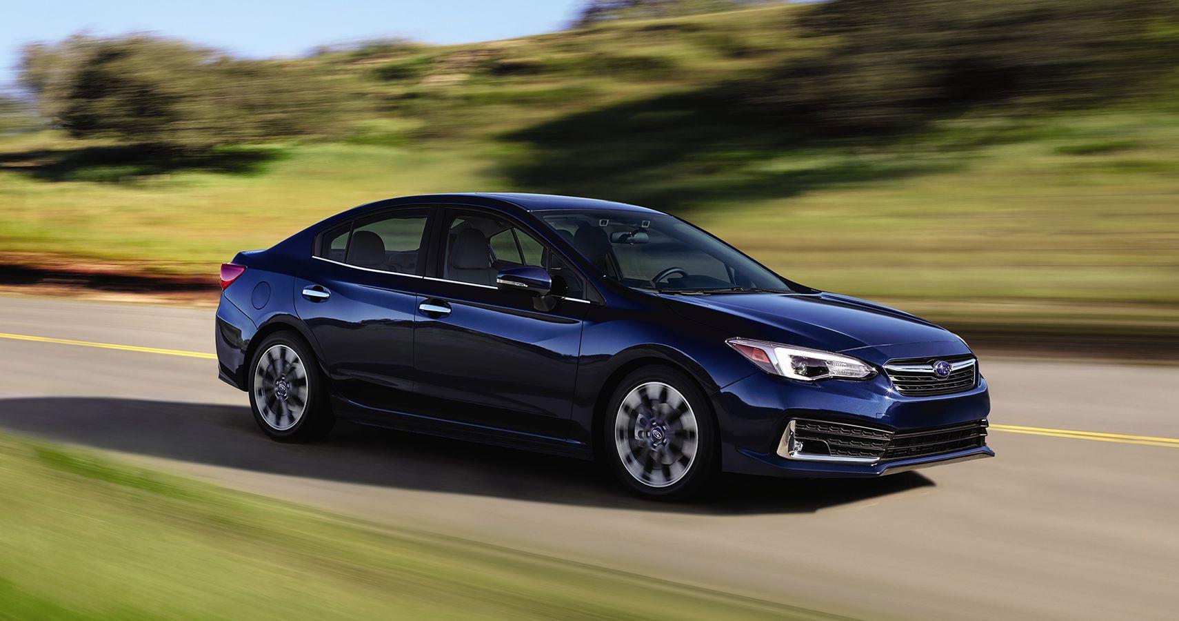 Subaru Impreza Returns In 2021 With New SI-Drive And Eyesight Technologies