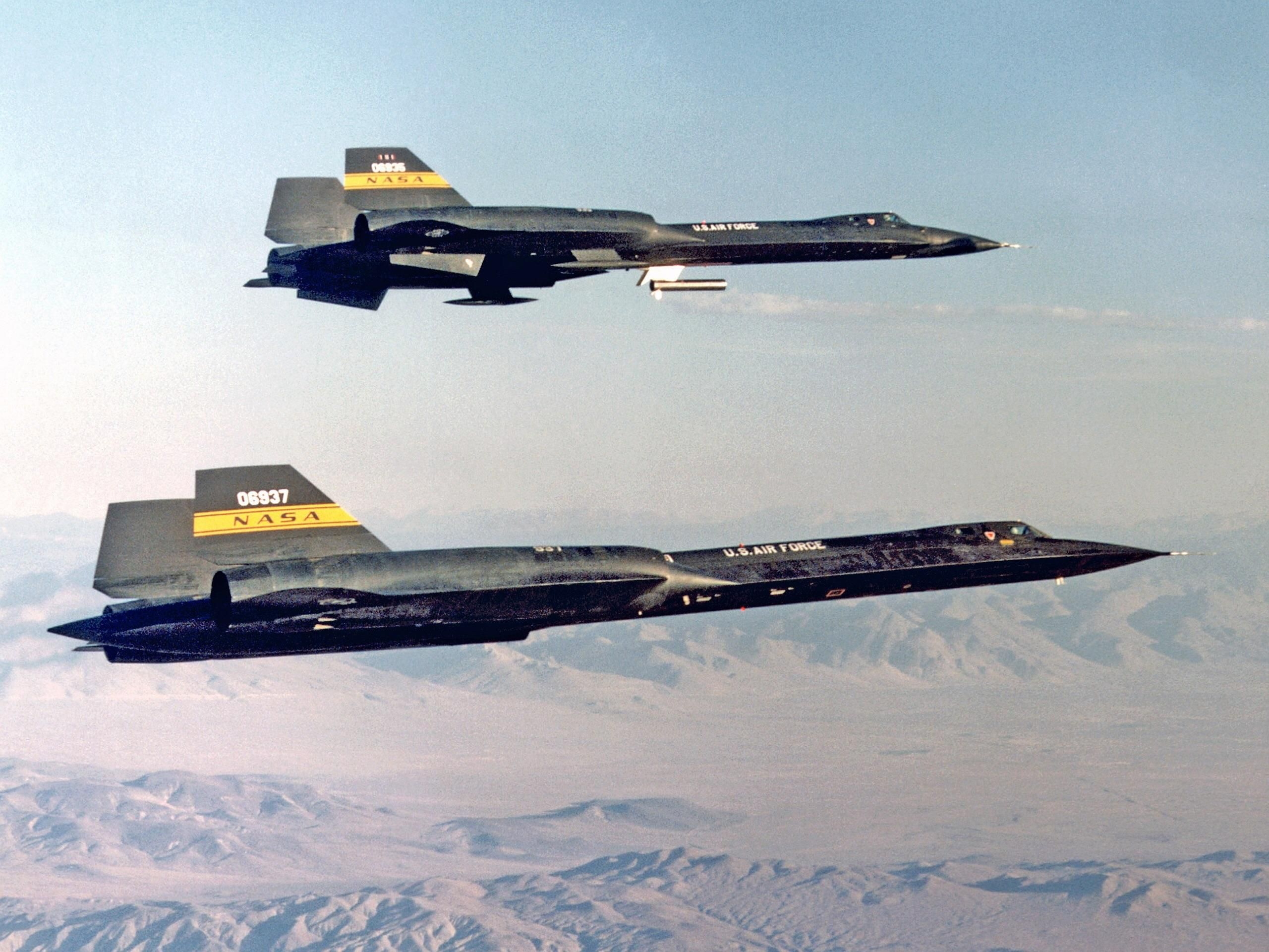 10 Secret Military Aircraft That Were Leaked To The Public