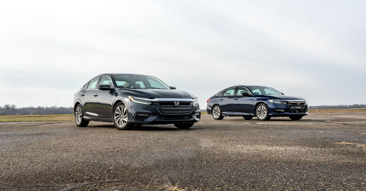 Honda Insight VS Honda Accord Hybrid: Which Should You Buy?