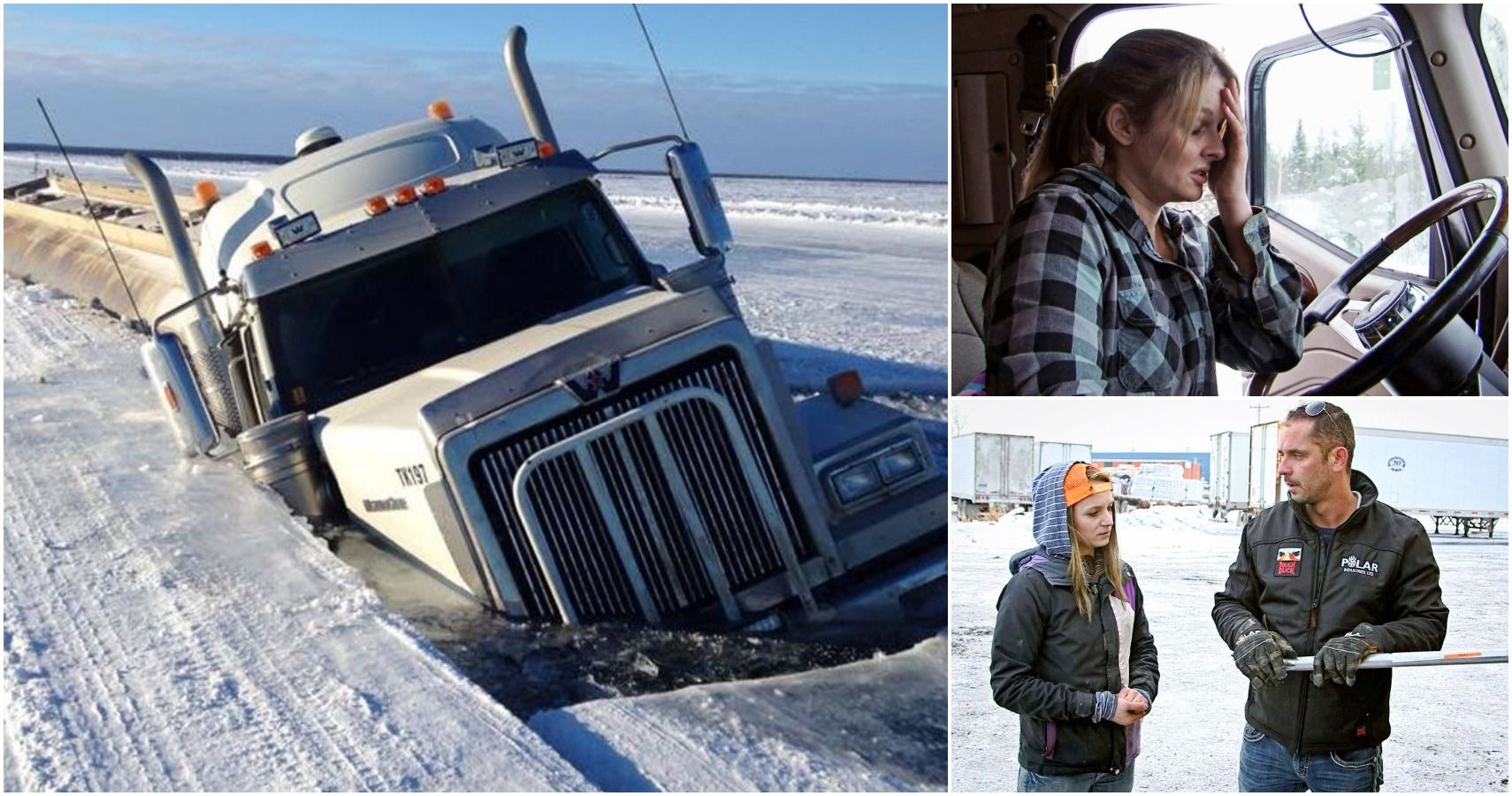 What The Cast Of Ice Road Truckers Don't Tell Us