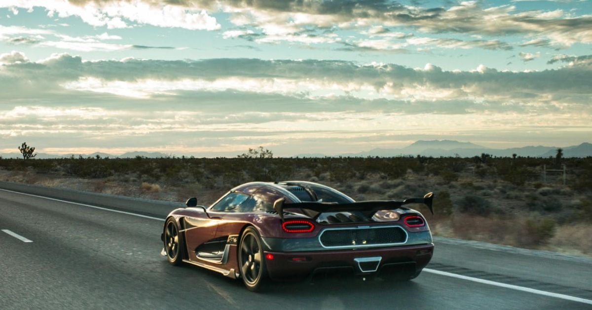 Is The Koenigsegg Agera RS The Ultimate Track Supercar?