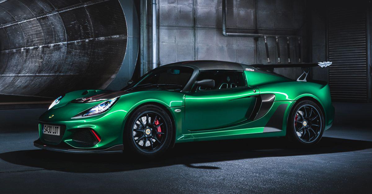 Debate: Is The Lotus Exige A Sports Car Or Super Car? | HotCars