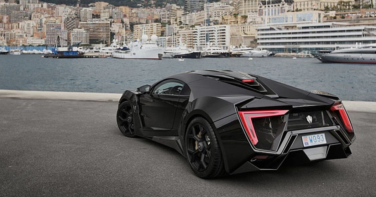 Here's Why They Didn't Use A Real Lykan HyperSport In Fast And Furious