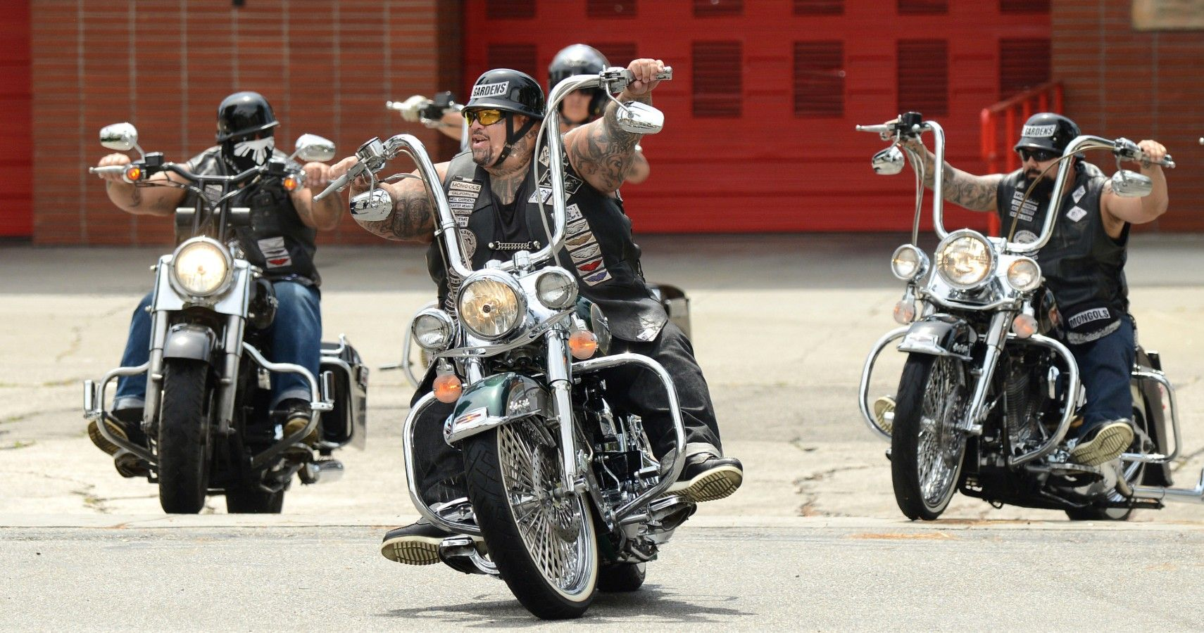 Here's Why Law-Abiding Motorcycle Clubs May Clash With Outlaw Motorcycle Clubs