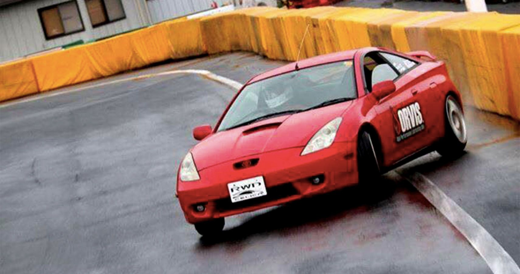 Someone RWD-Swapped This Toyota Celica For Drifting Fun | HotCars