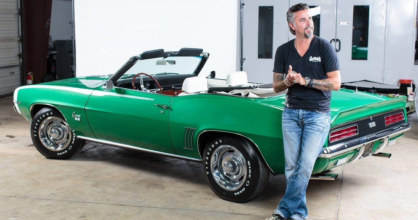 What We've Just Learned About Fast N' Loud's Richard Rawlings
